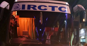 IRCTC Bus for Tirupati Package
