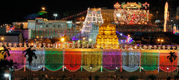 Tirupati Package By Car