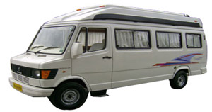Tempo Traveller Tirupati Package