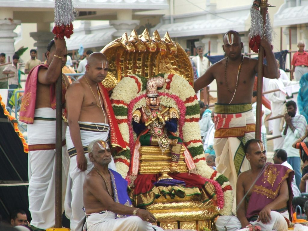 Brahmotsavam Tirupati Package from Bangalore