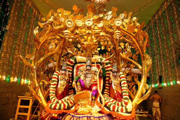 Brahmotsav Balaji Tour Packages