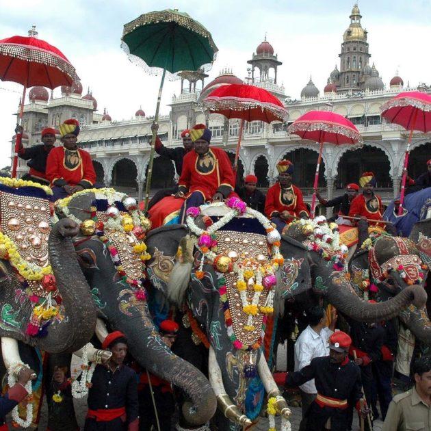 mysore-dasara-festival tour