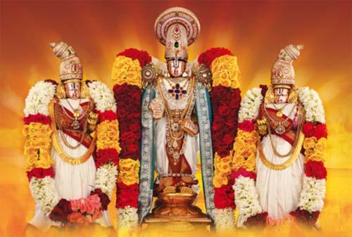 Tirupati Balaji Darshan Trip