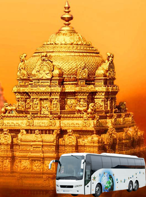 Balaji Tour Packages by Bus
