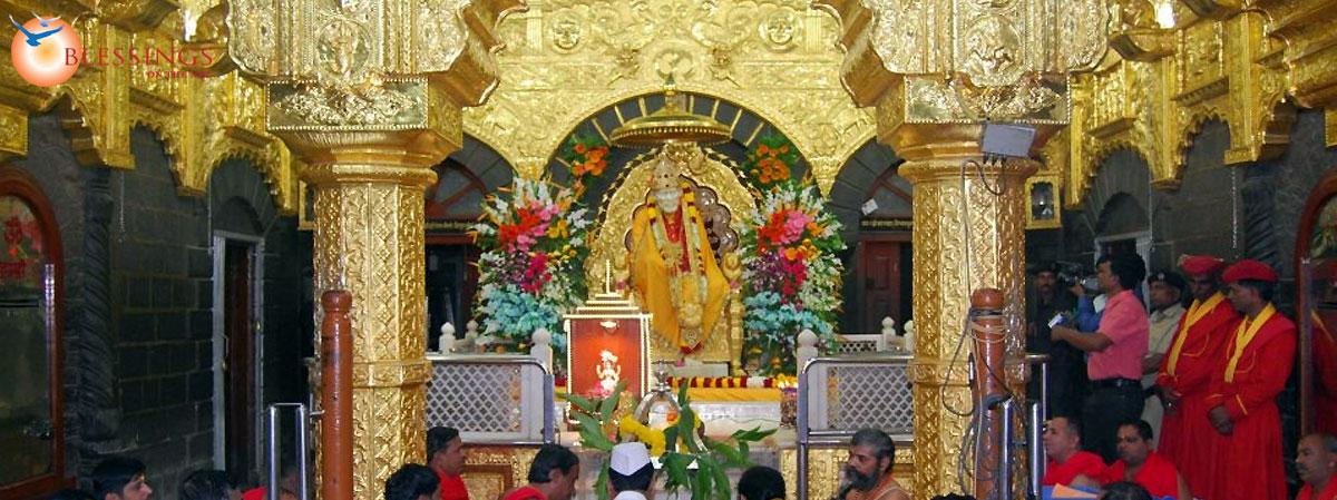 Shirdi Temple Balaji Tour Packages