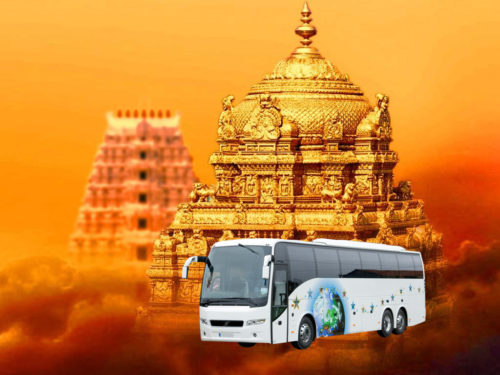 Tirupati Package From Bangalore by Bus
